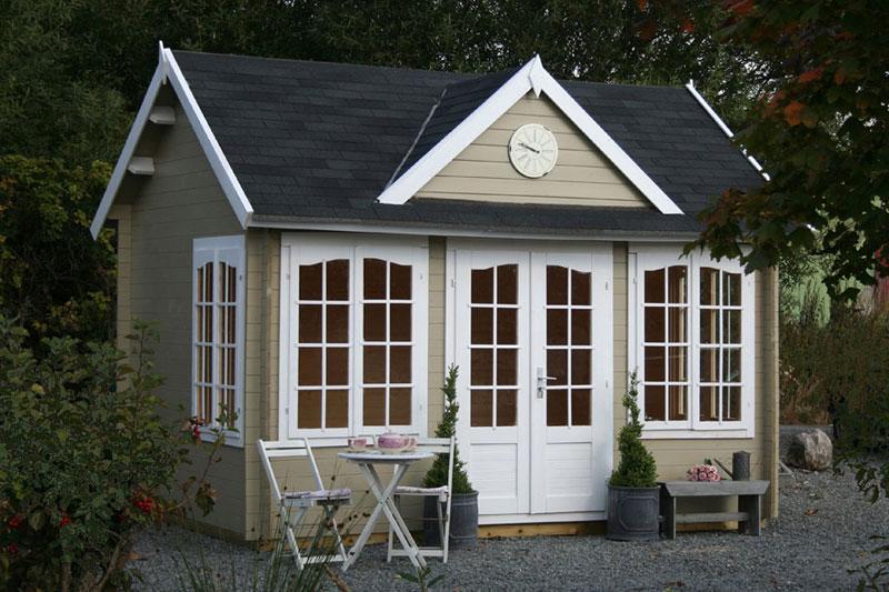 gartenhaus aufbau: Nutzen Sie unsere Beratung bereits vor dem Kauf